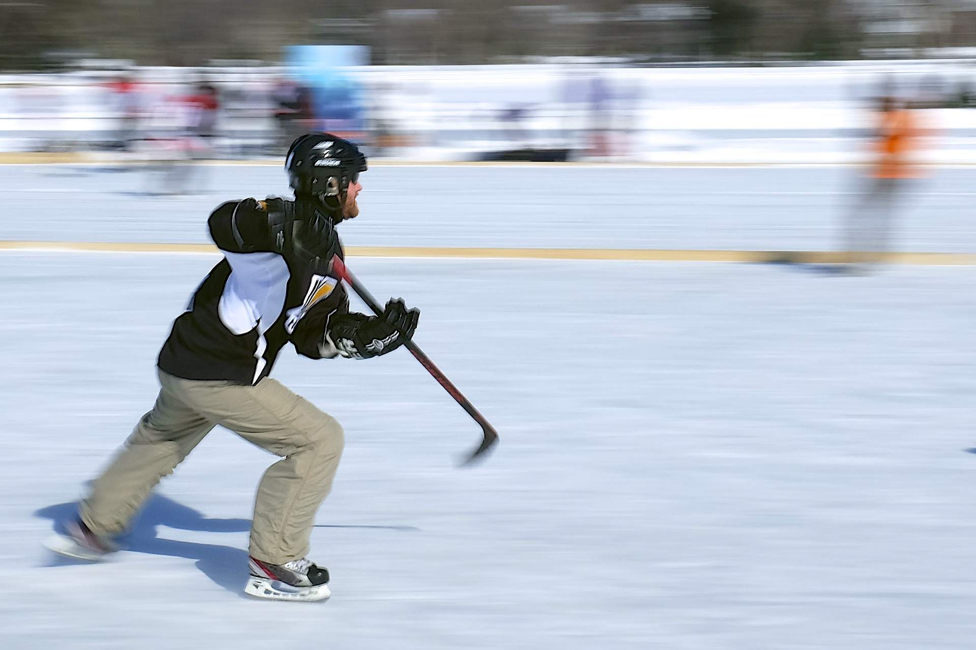 Canadian Pond Hockey