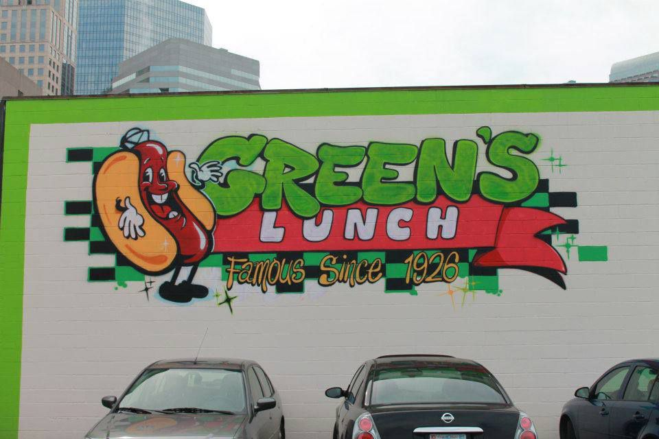 Green's Lunch: Charlotte's Best Hot Dogs