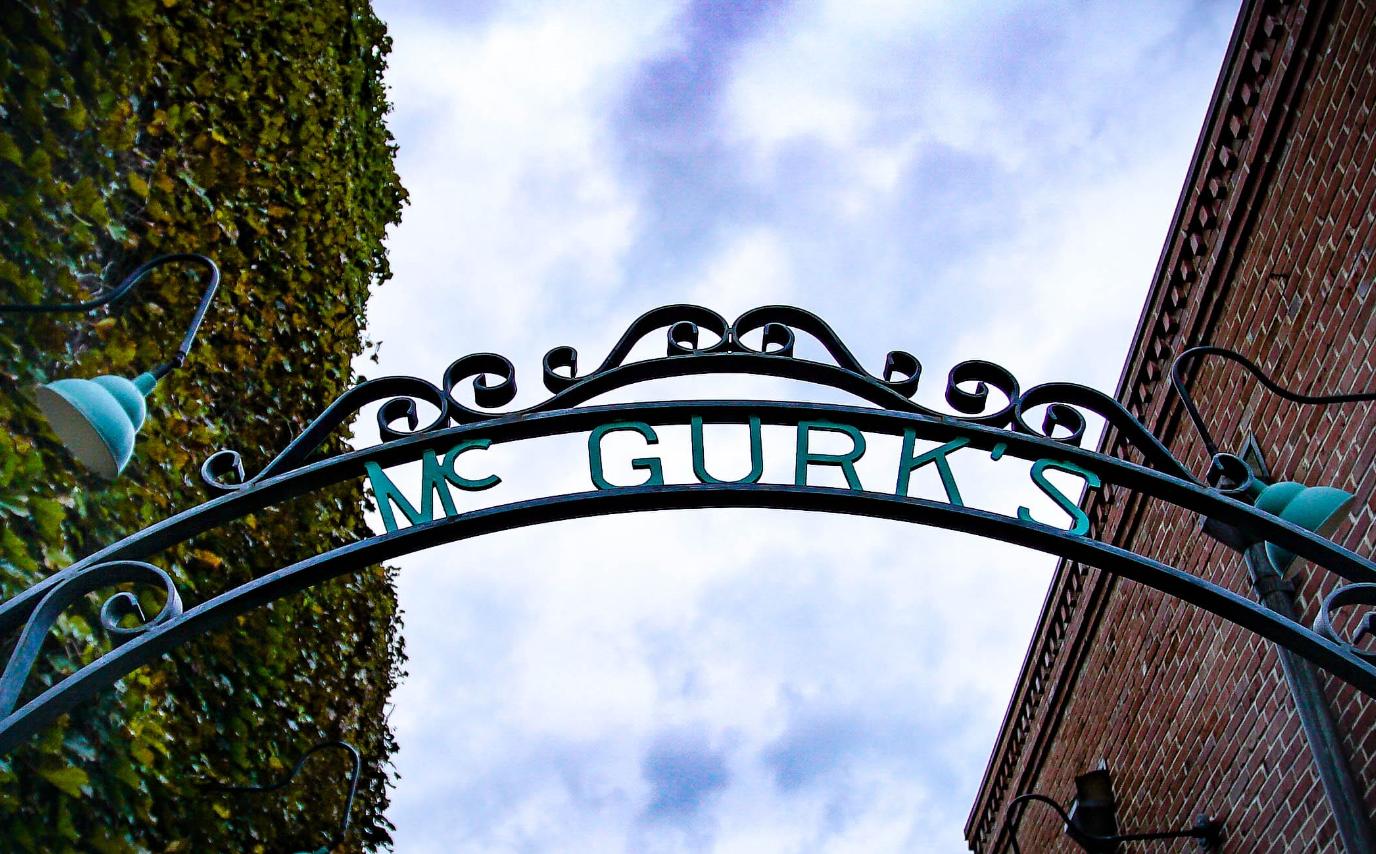 John D. McGurk's Irish Pub and Garden