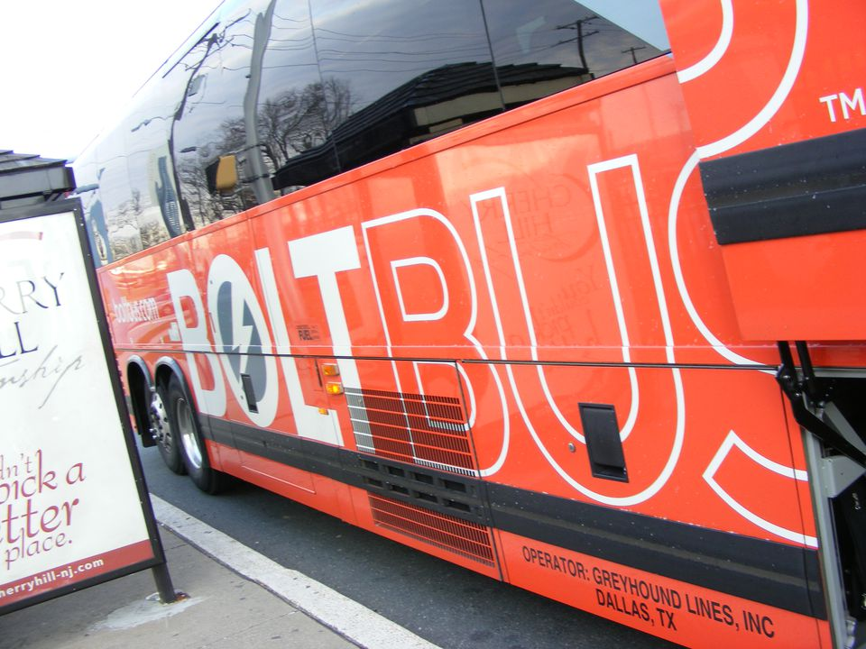 Bolt Bus Seattle