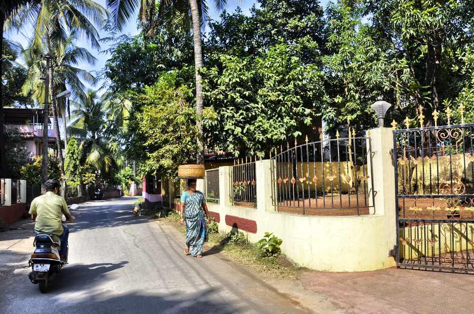 Vasai street.