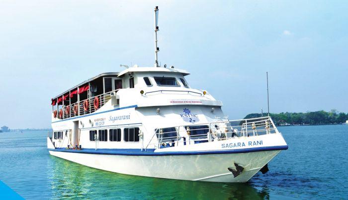 Kochi cruise boat, Kerala Shipping and Inland Navigation Corporation