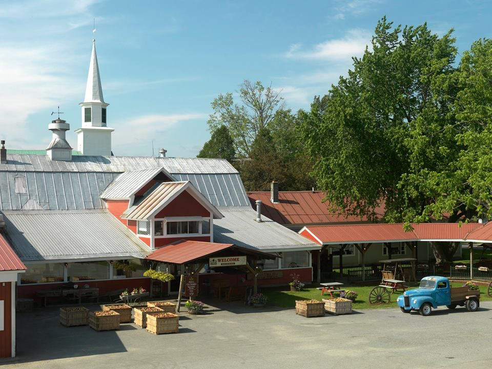 Cold Hollow Cider Mill in Vermont