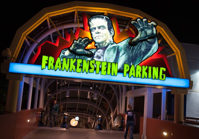 Frankenstein Parking