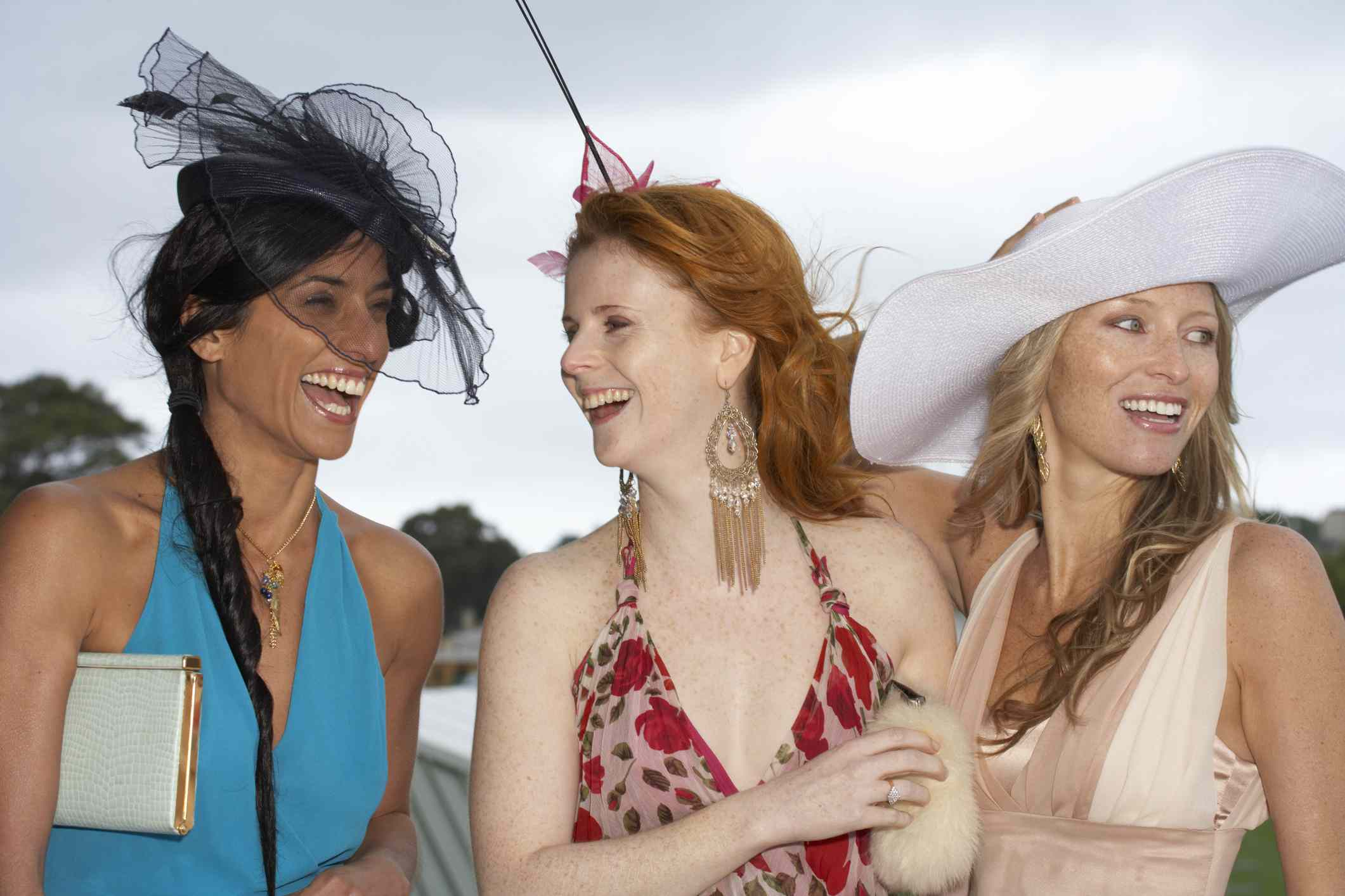 Find fascinators and other hats at the Village Hat Shop in San Diego