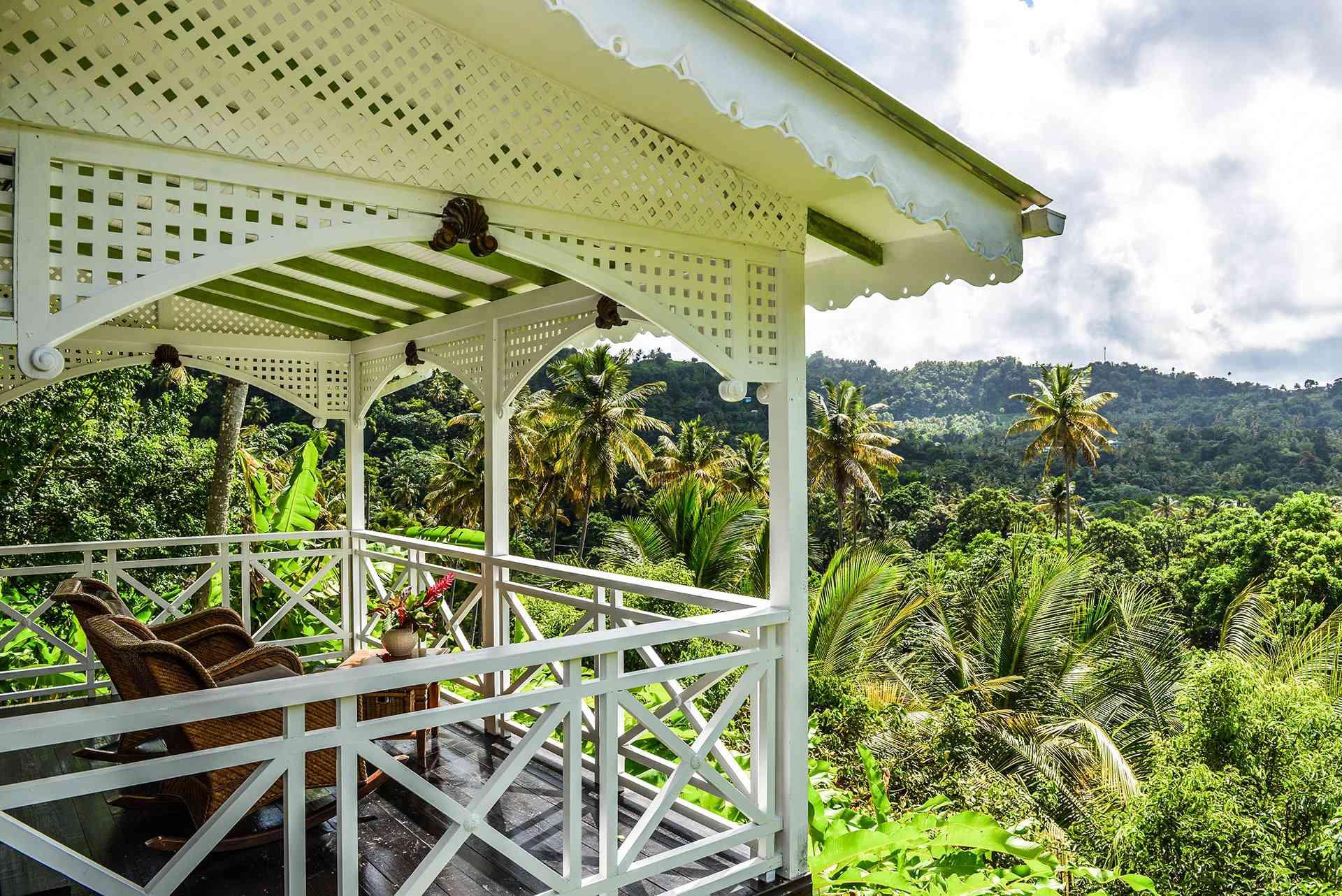Fond Doux Eco-resort