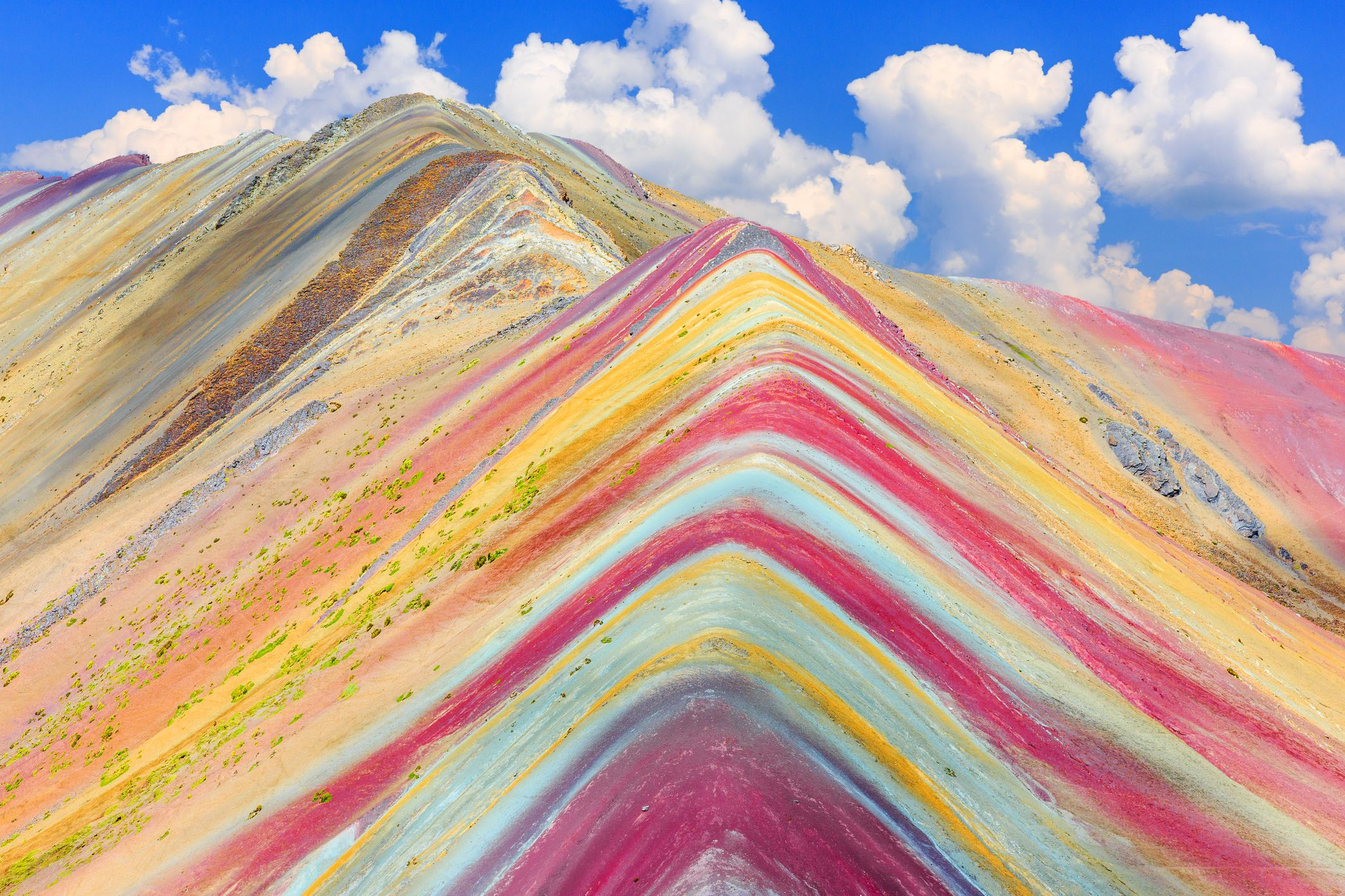 Is this Peru's Most Photogenic Mountain?