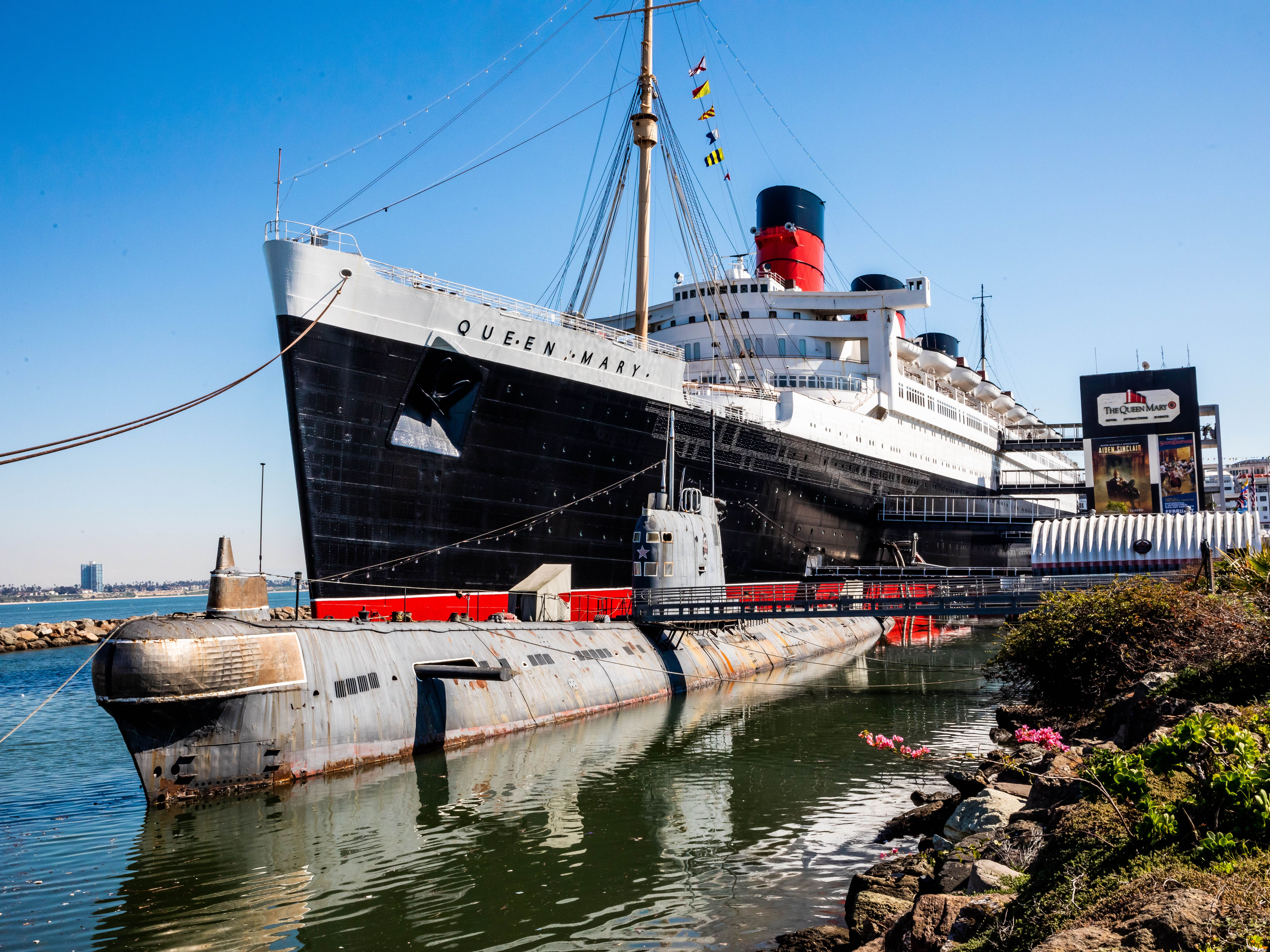 Queen Mary In Long Beach What You Need