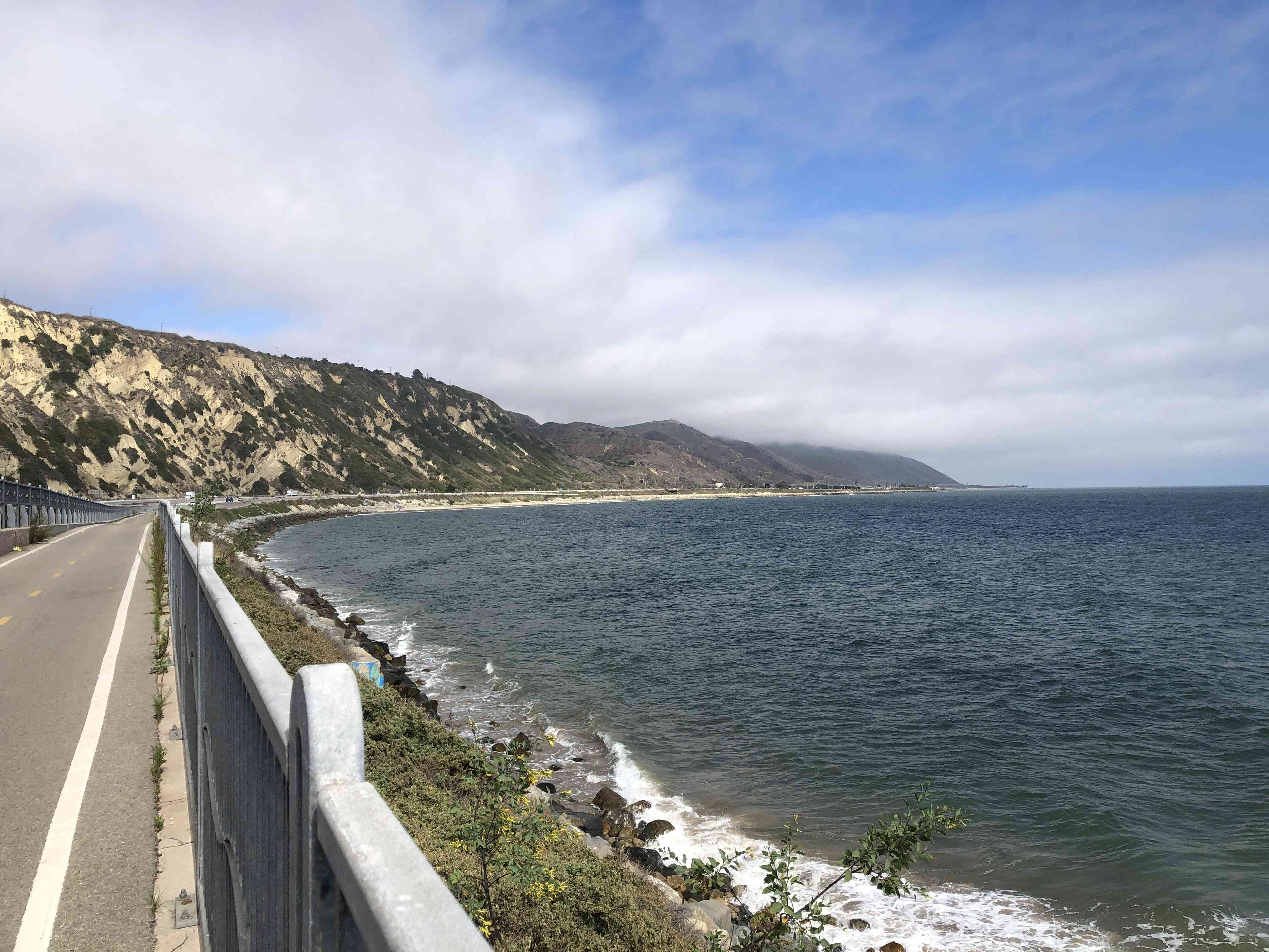 Rincon Trail by Highway 1