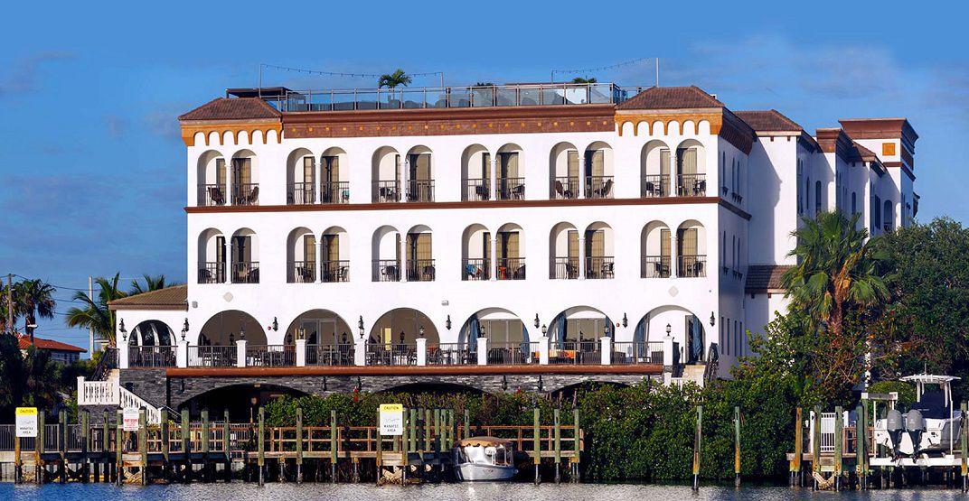 The Hotel Zamora