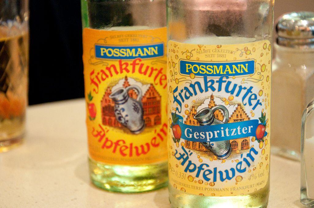 apfelwein franfurt