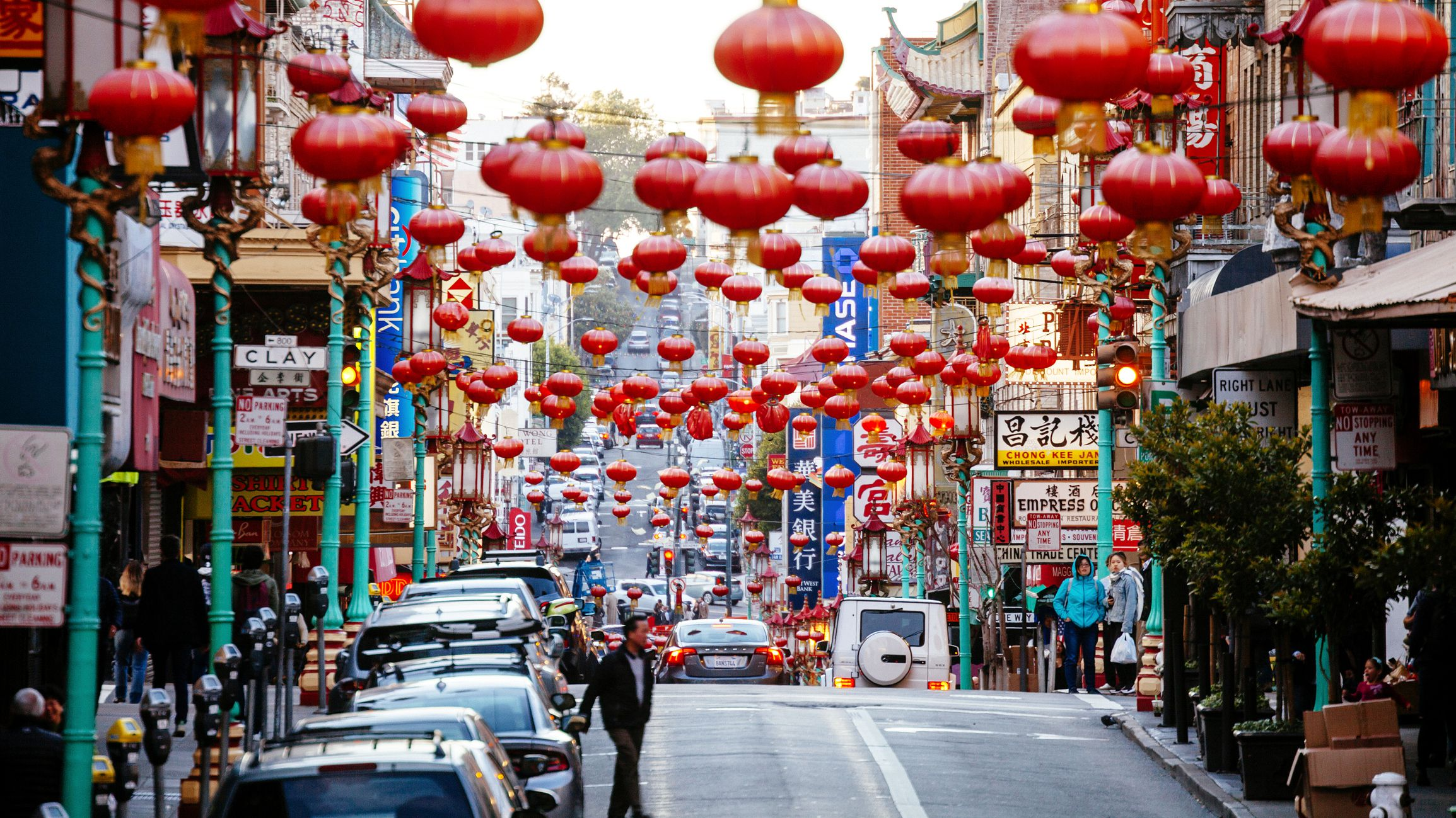 Self Guided Walking Tour of San Francisco Chinatown