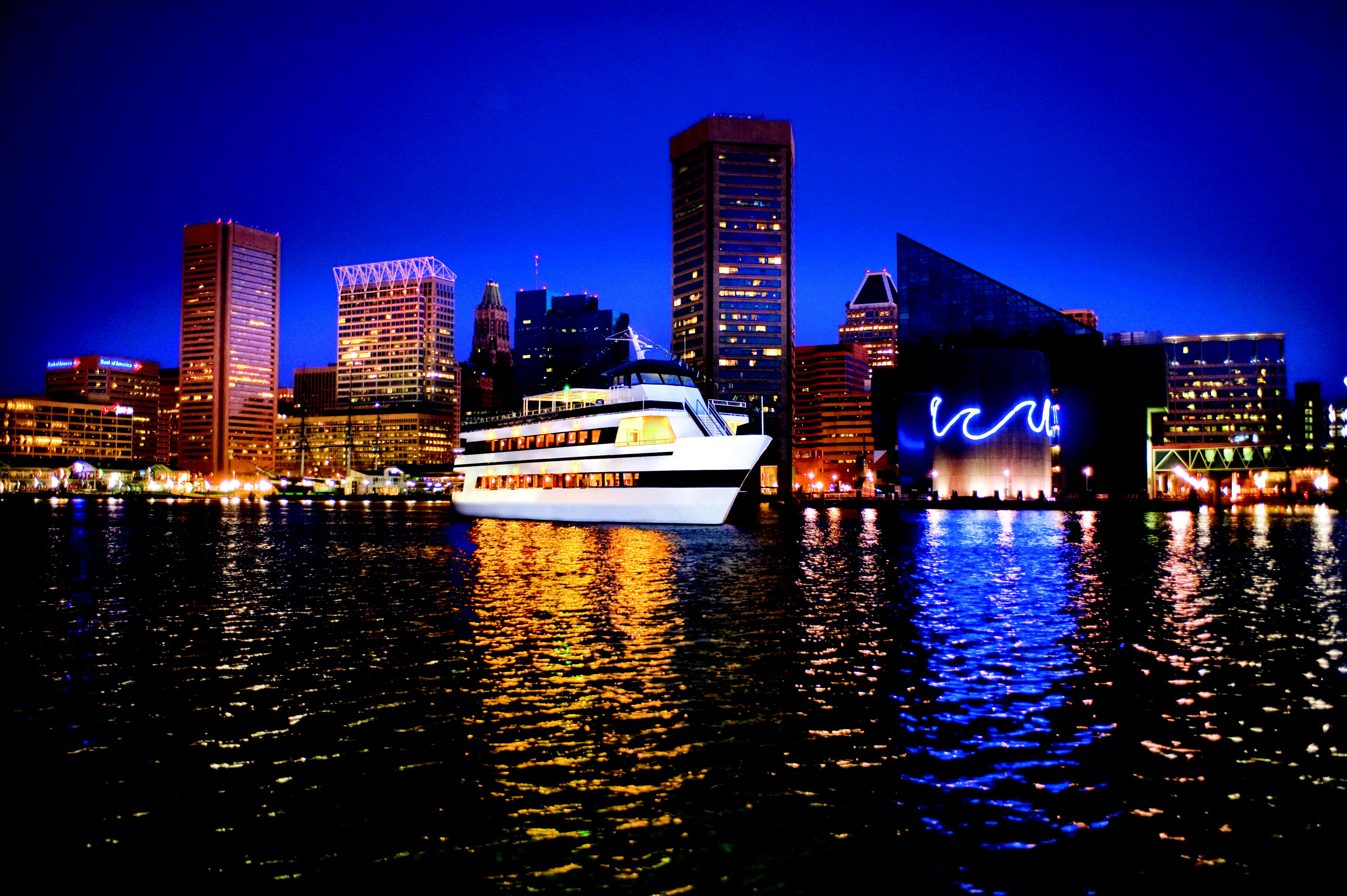 Baltimore Cruises Christmas New Year 2019 2020 A Guide to New Year's Eve in Baltimore
