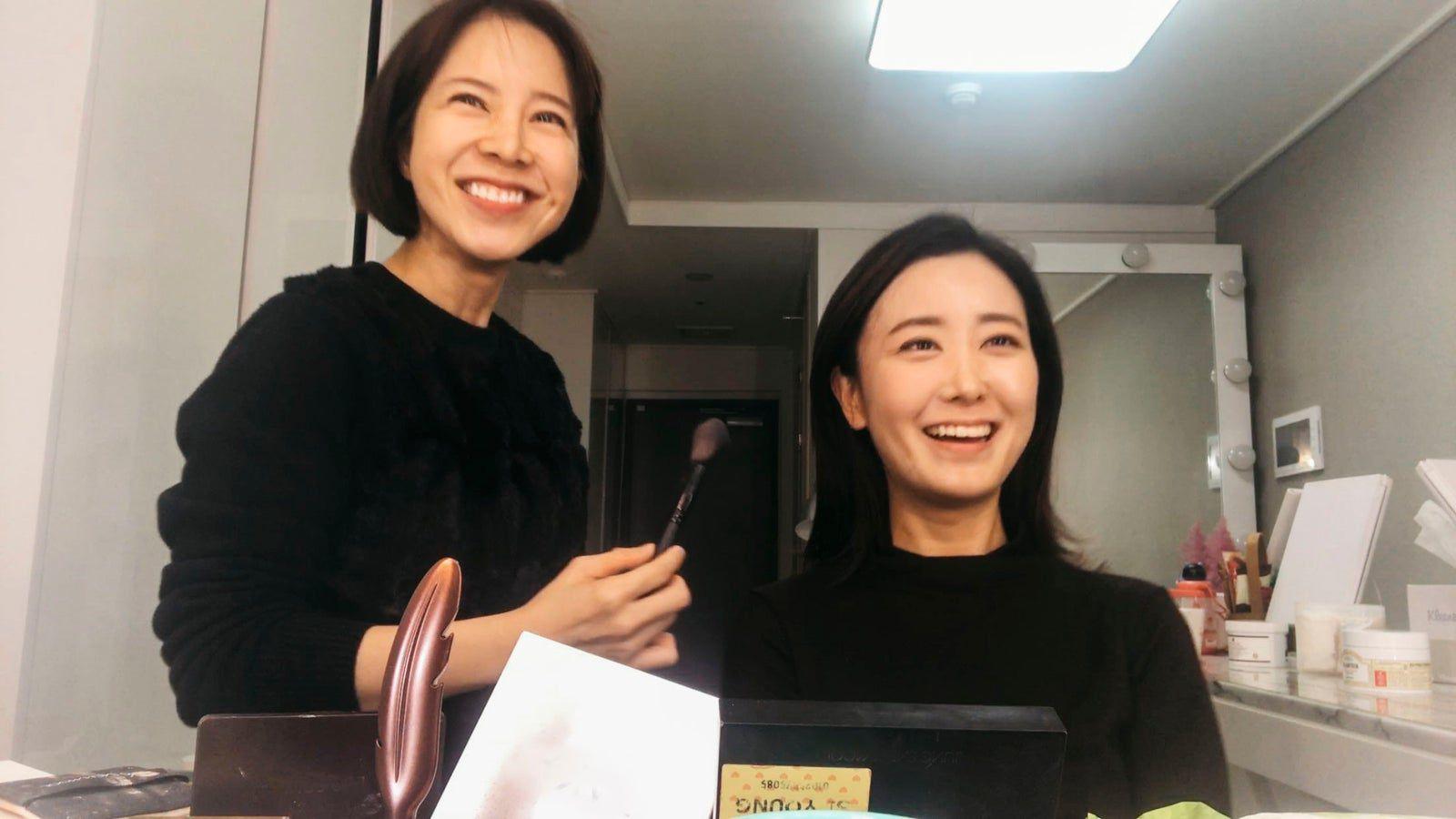 K-beauty class