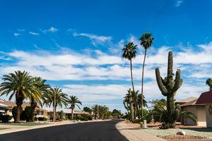 Sun City. Phoenix. Maricopa County. Arizona