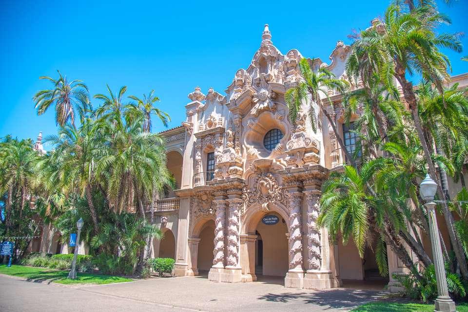 El Prado en el Parque Balboa