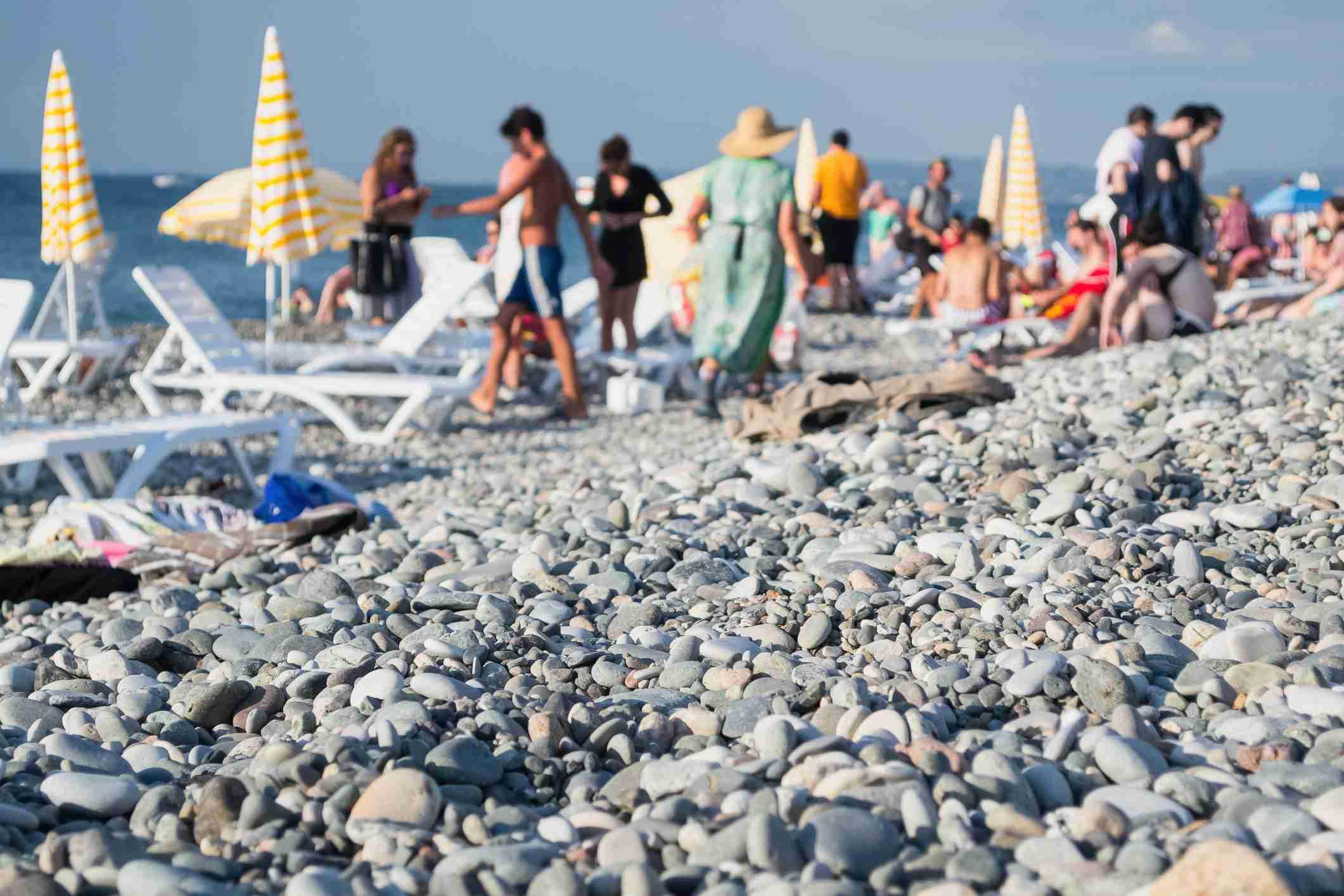 Batumi, Georgia Beach