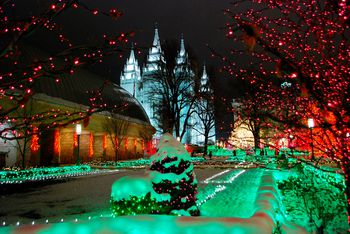Visit Salt Lake City This November: Weather and Events