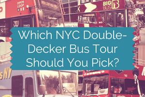 Best Double Decker Bus Tours