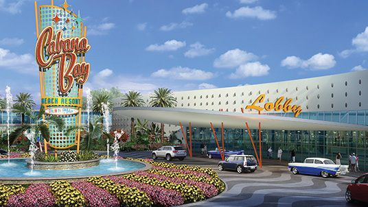 Cabanabay Exterior Jpg Loews Hotels Resorts At Universal Orlando Resort The Cabana Bay Beach