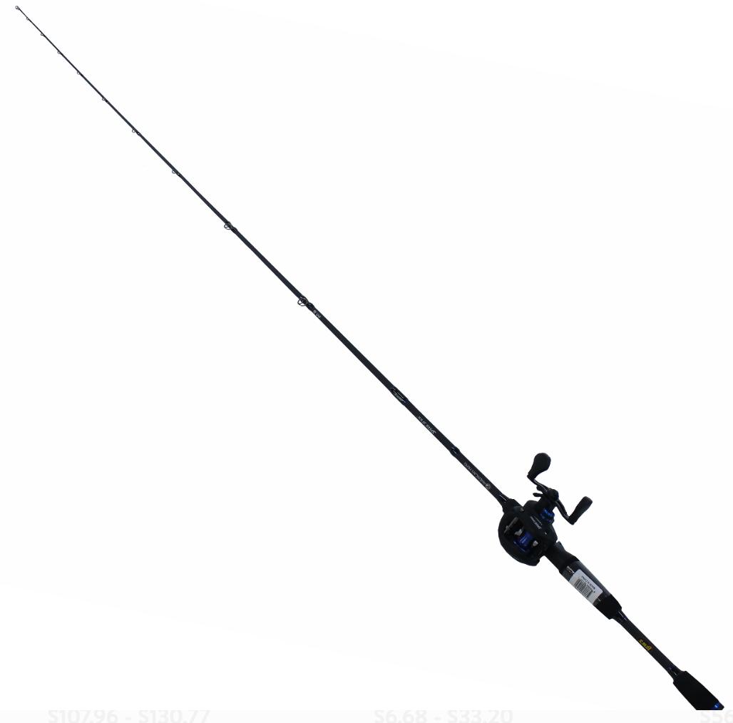 Lew's American Hero Baitcasting Rod and Reel Combo