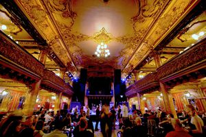 Inside the Great American Music Hall