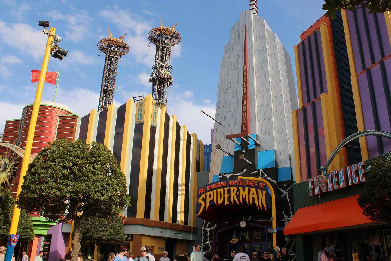 Spiderman Universal Orlando