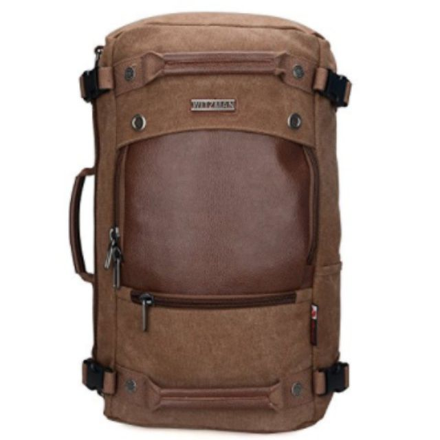 051e7ba8e97 Witzman Men s Vintage Canvas. Courtesy of Amazonc.om. Buy from Amazon. For  a functional weekend bag ...