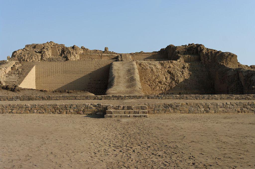 Arqueológico Pachacámac Complejo
