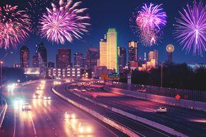 New Year's Eve in Dallas