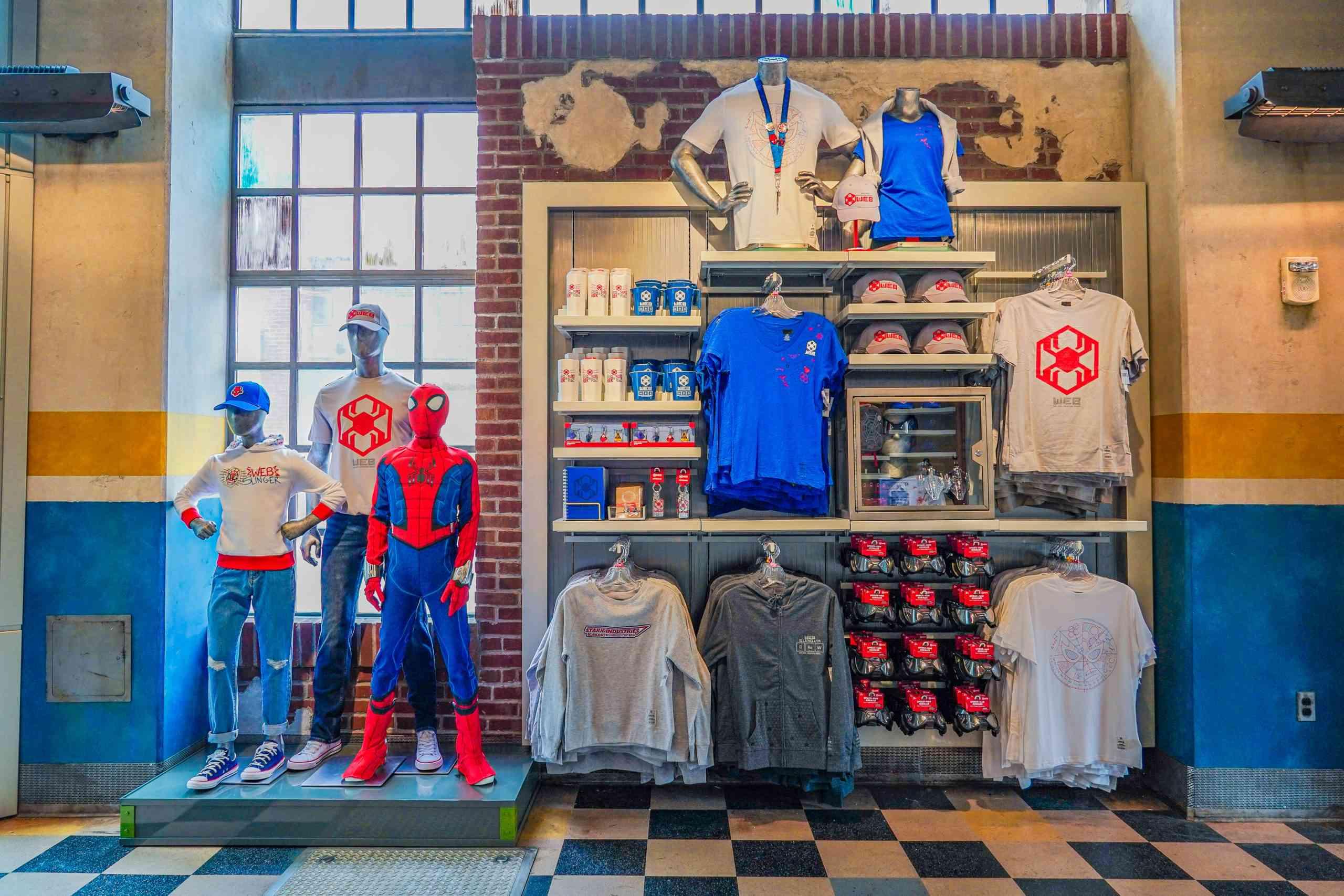 Avengers Campus Merchandise