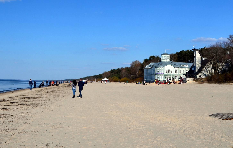 Baltic Coast, Jurmala, Latvia