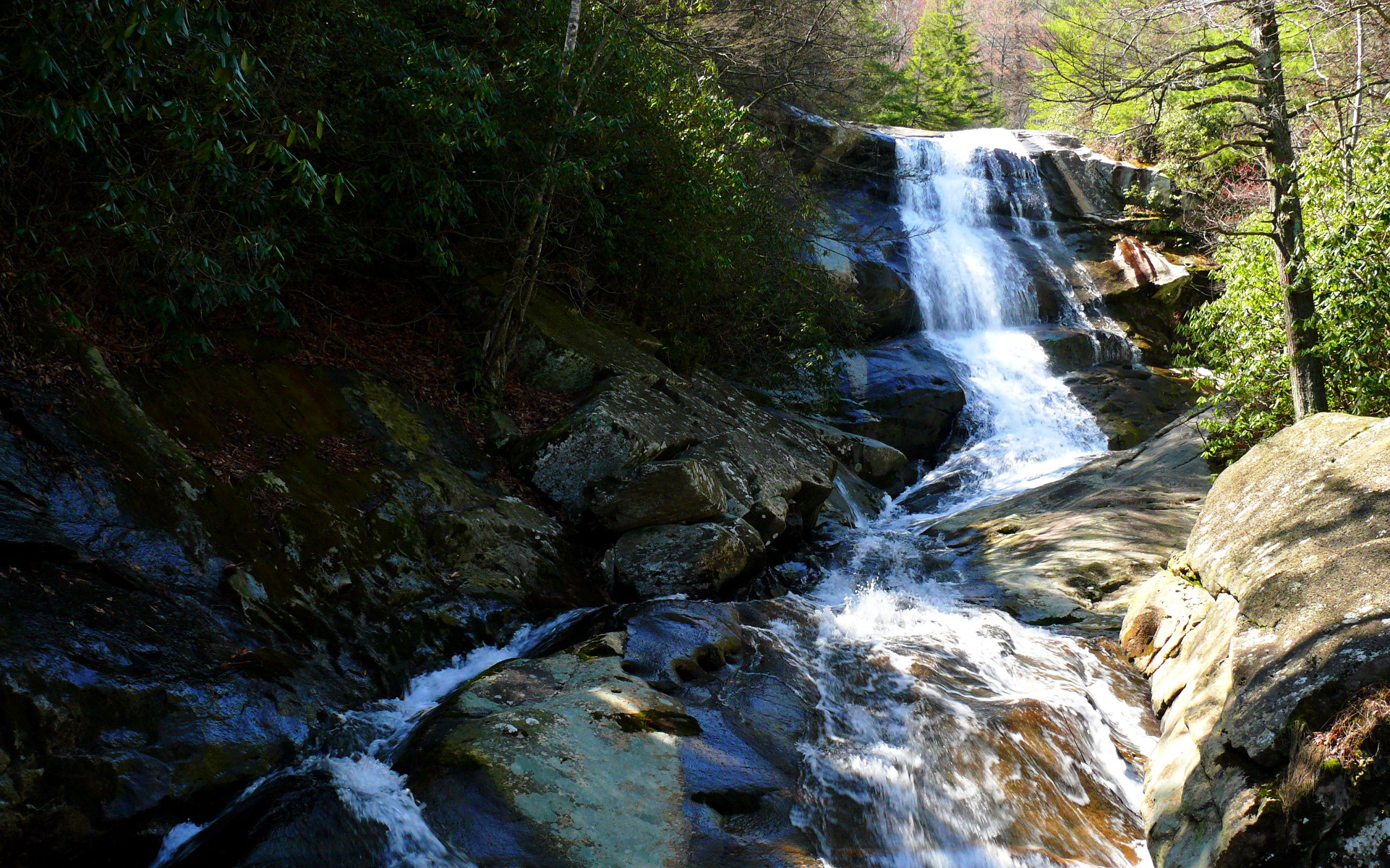 Discover 10 Beautiful Waterfalls Near Charlotte