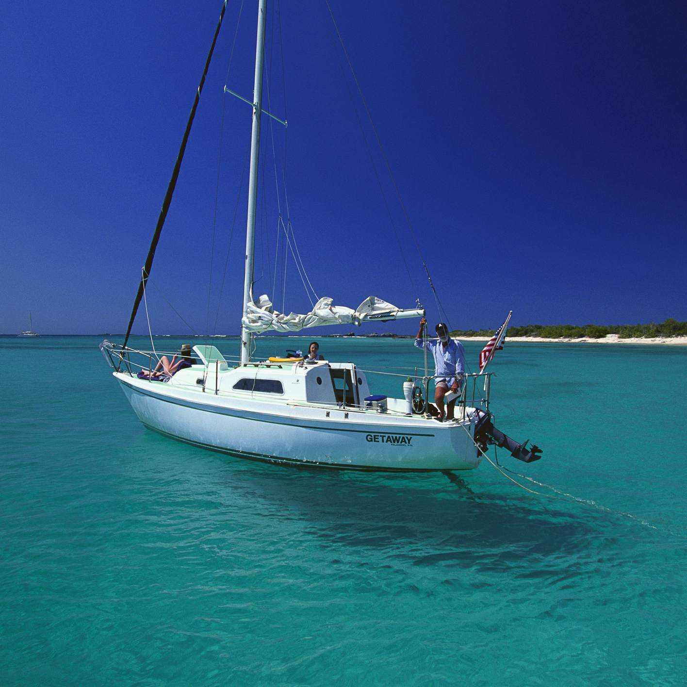 Try sailing in Puerto Rico