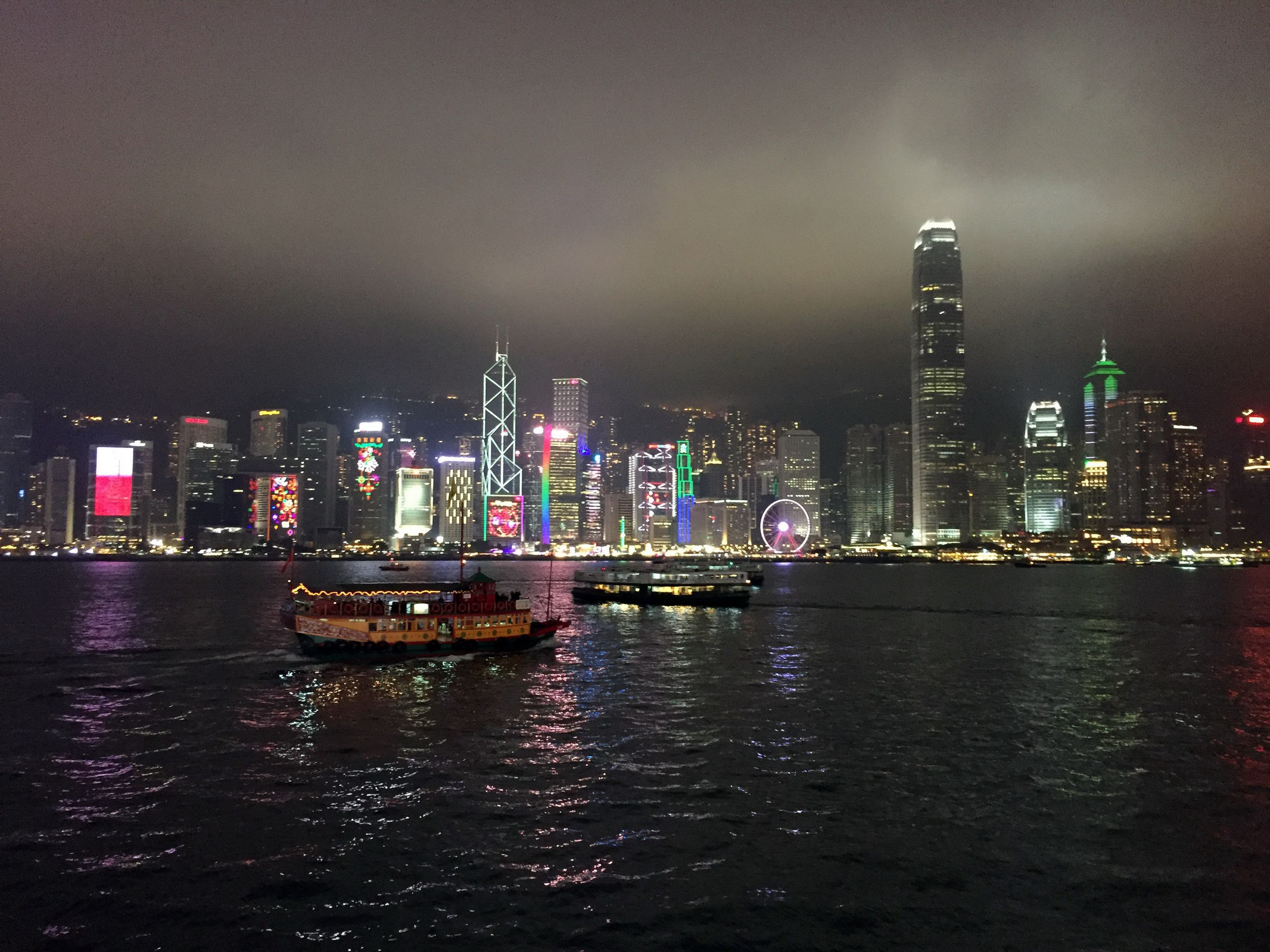 Southeast Asia Cruise Journal - Hong Kong to Singapore