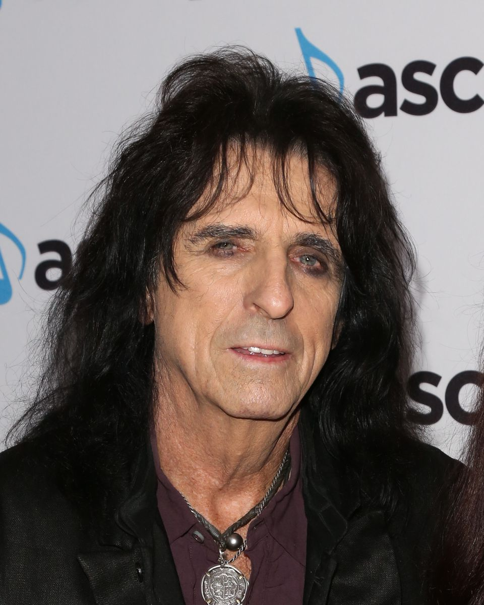 Alice Cooper at the 2018 ASCAP Pop Music Awards - Arrivals