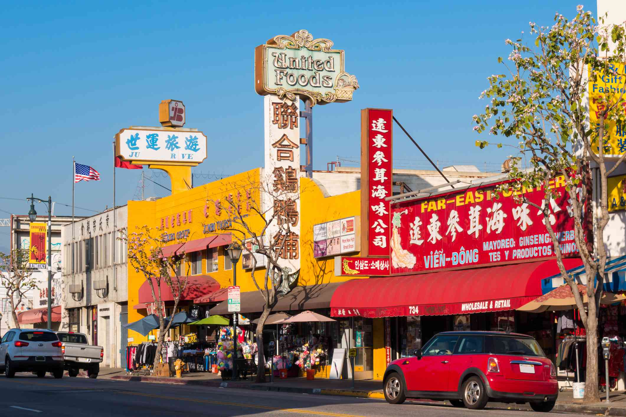Los Angeles Chinatown Guide and Photo Tour