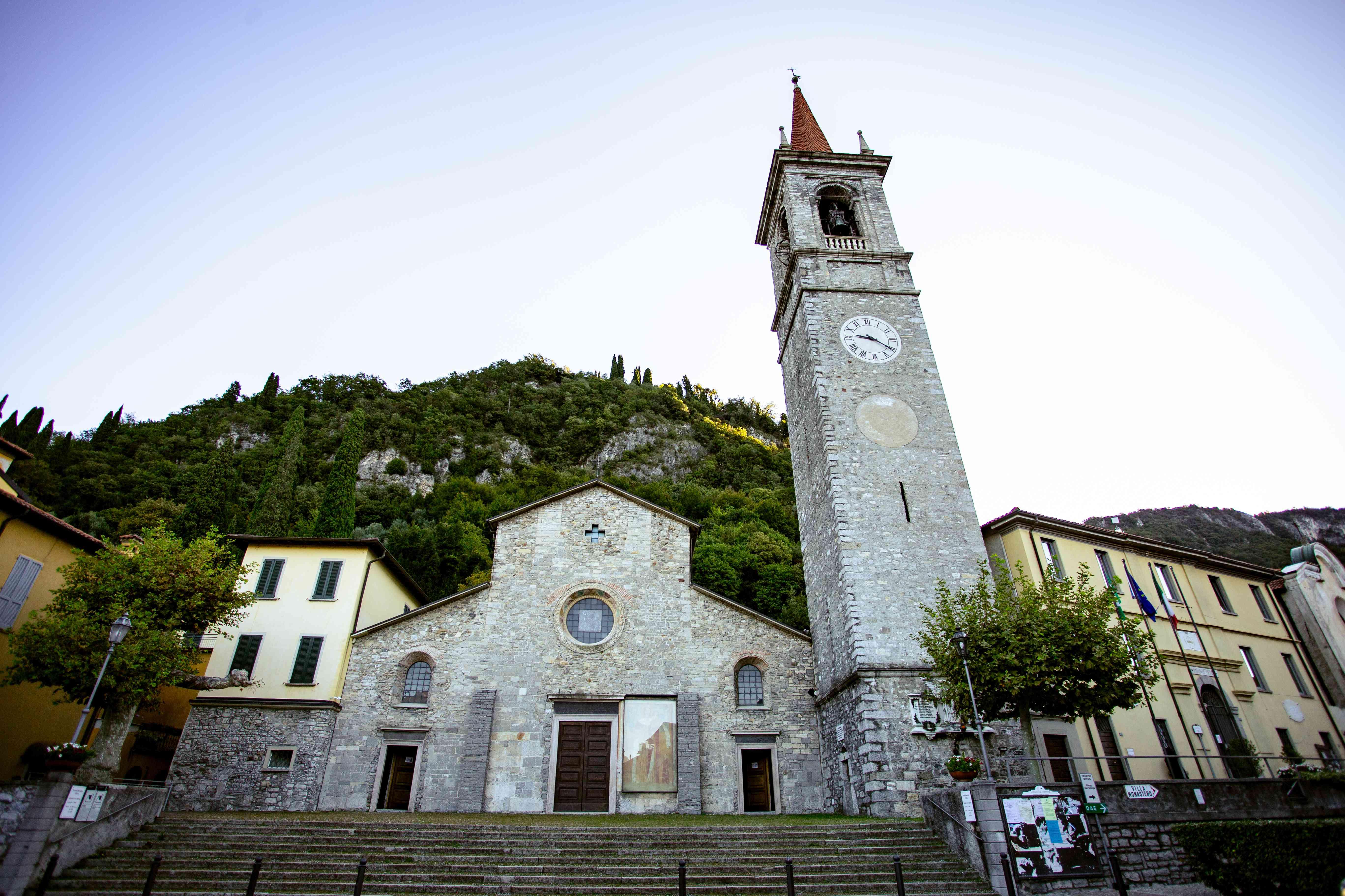 Church of San Giorgio, Varenna, Italy