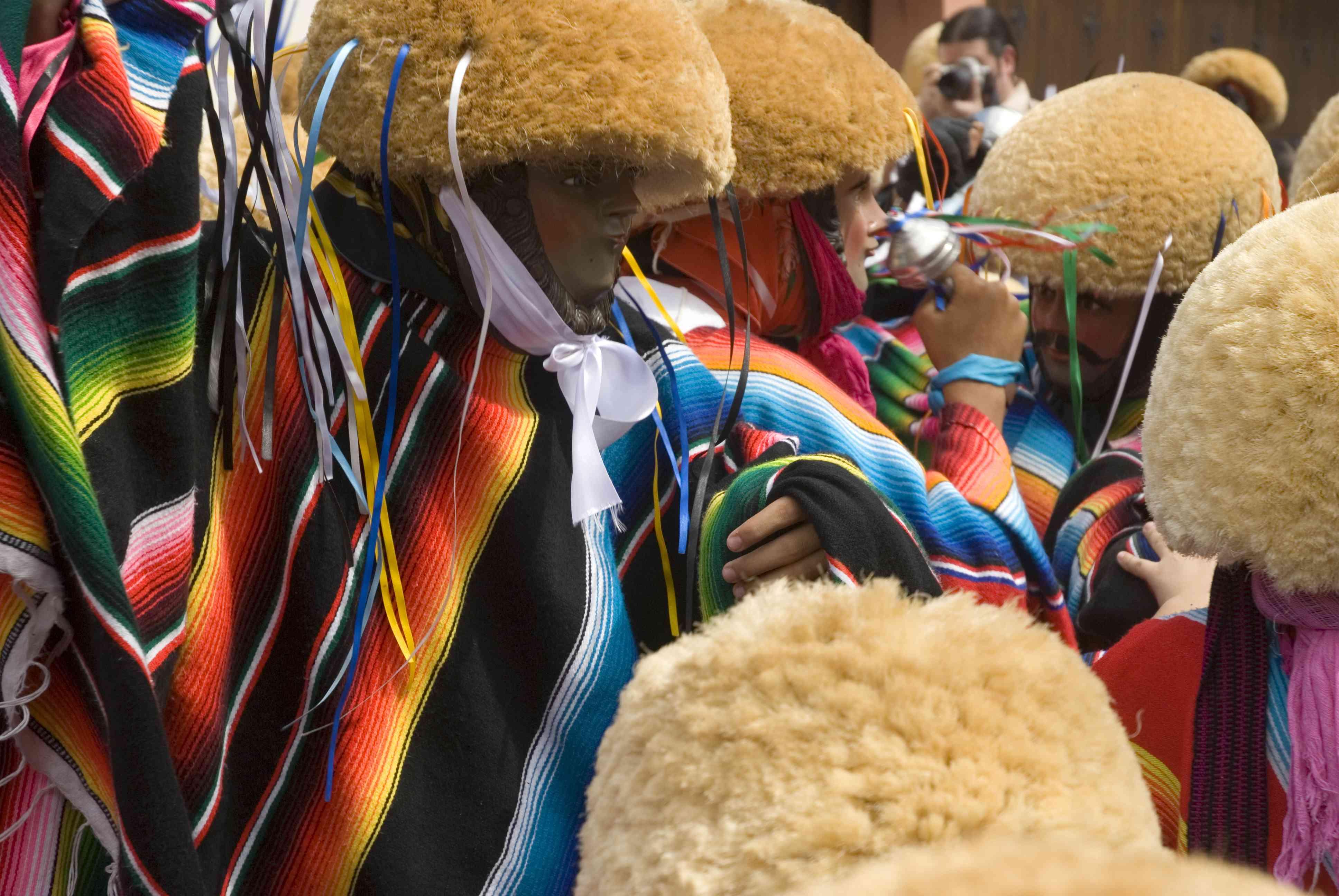 Chiapa de corzo carnival Mexico