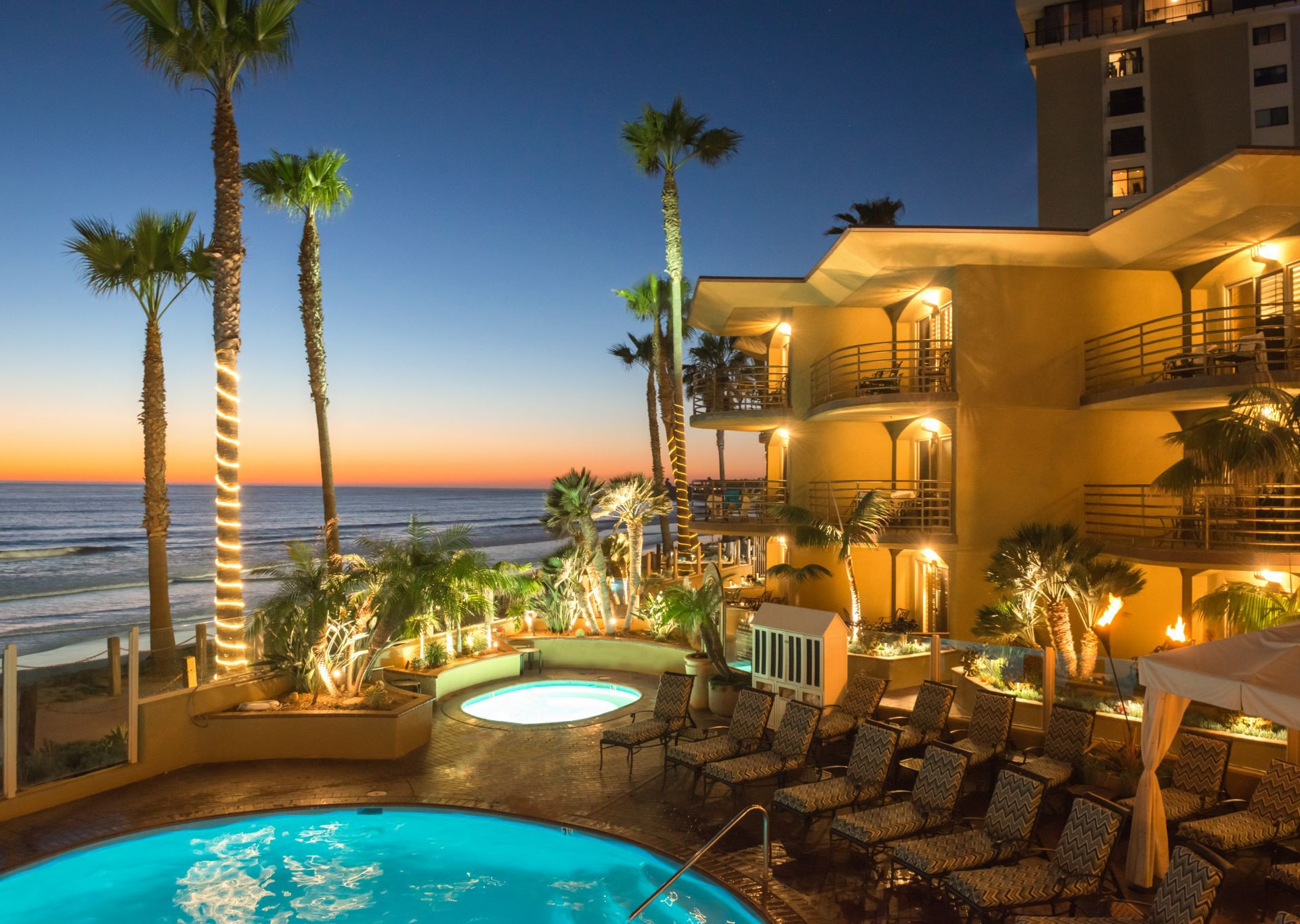 The 9 Best San Diego Beachfront Hotels Of 2021