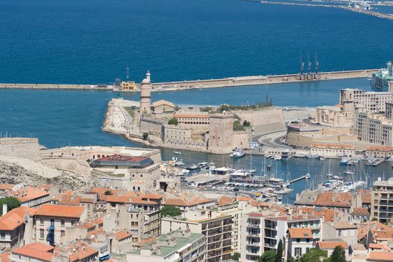 Top 10 Attractions In Marseille