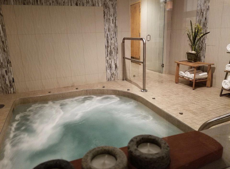 The Spa at Portland Regency Hotel