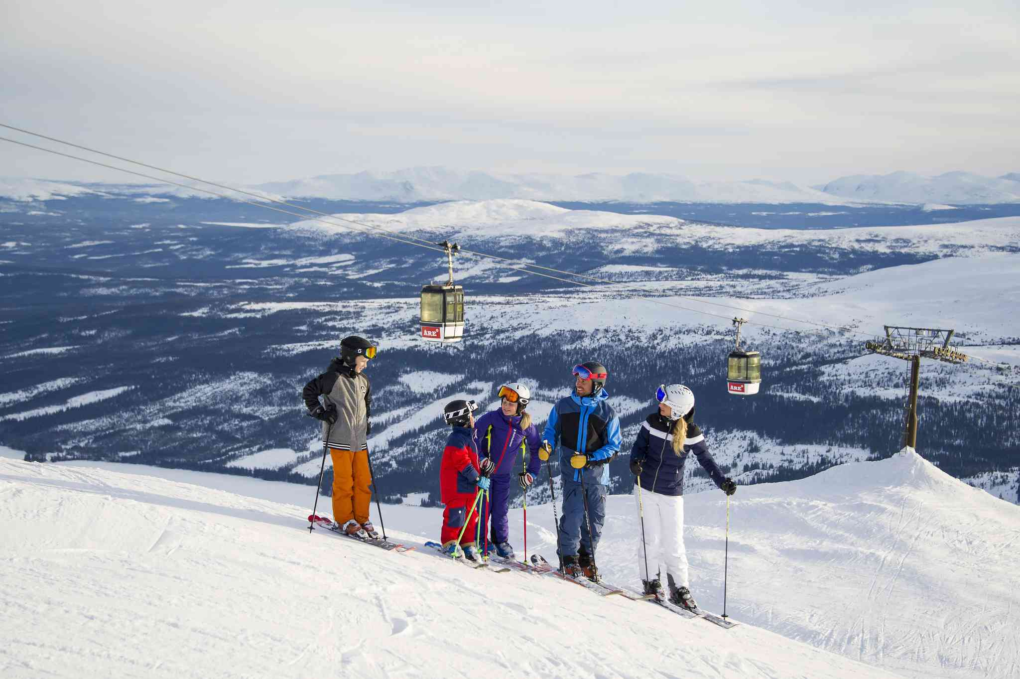 The Best Ski Resorts In Sweden