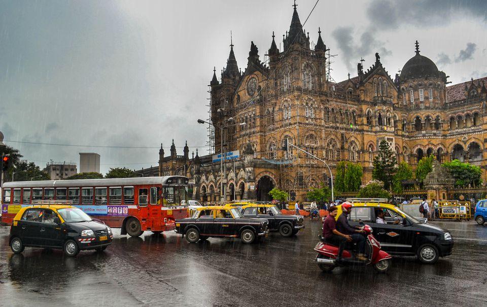 CST station, Mumbai