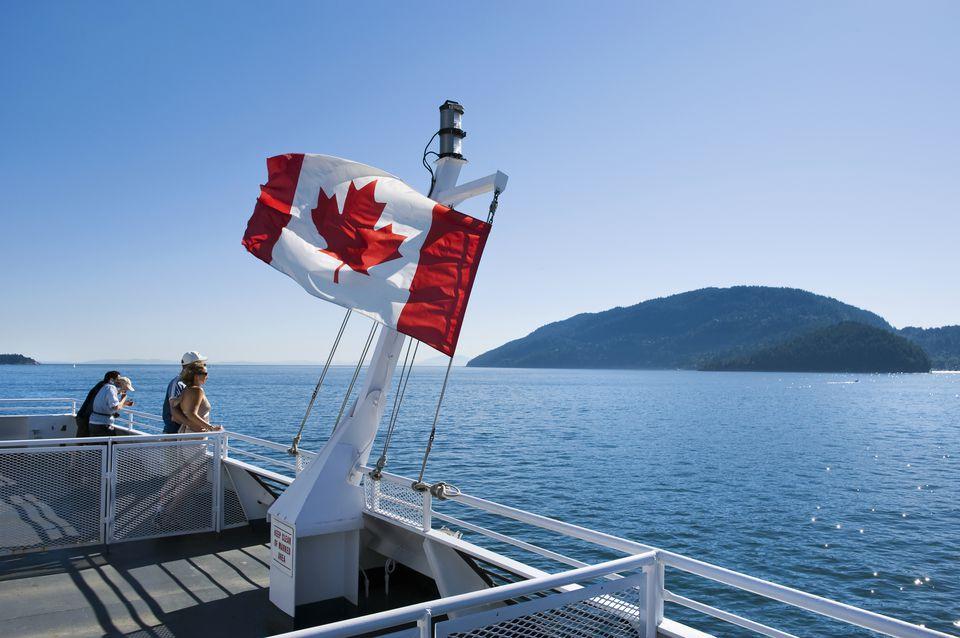 Isla Bowen, Columbia Británica