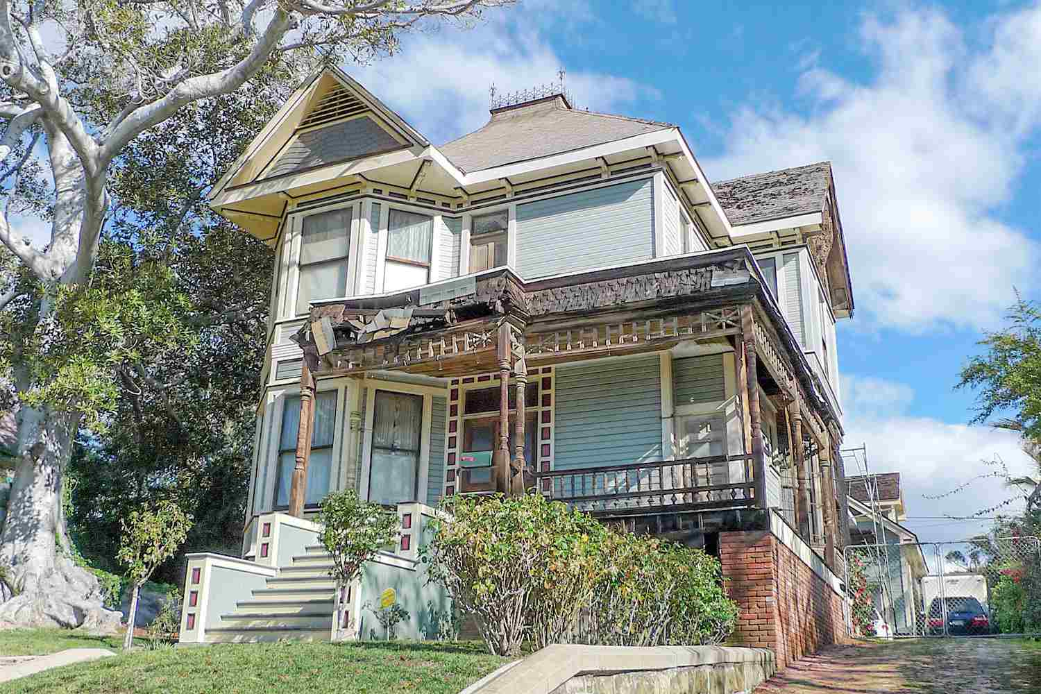 Famous Tv And Movie Houses In Los Angeles