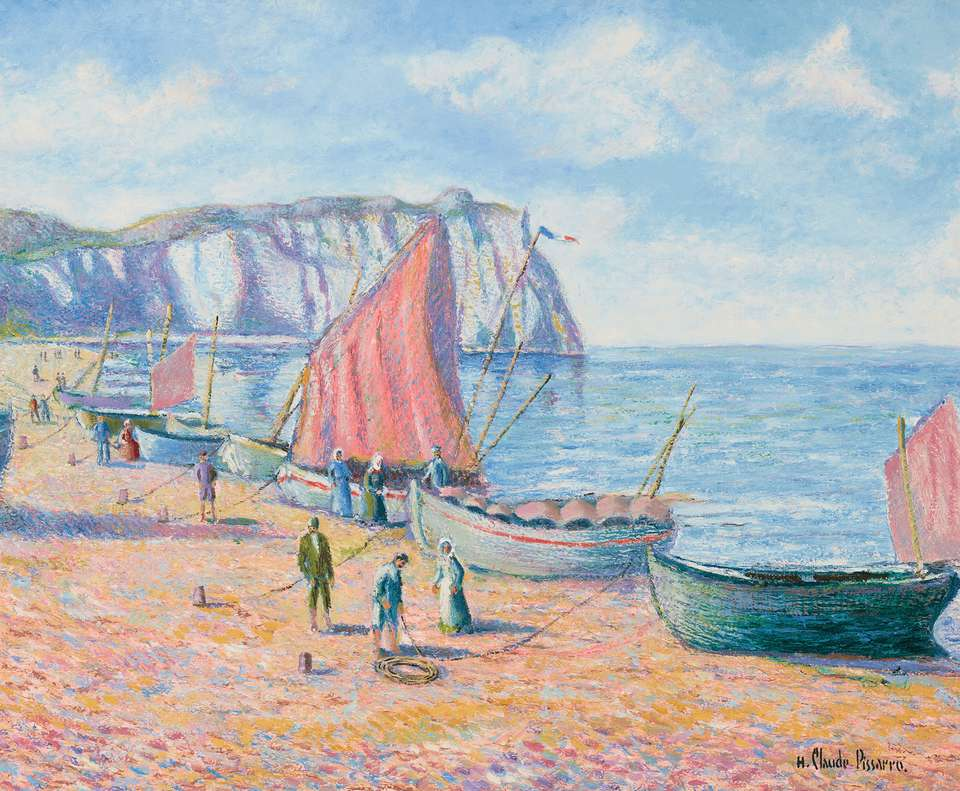 Pissarro sold by Rau