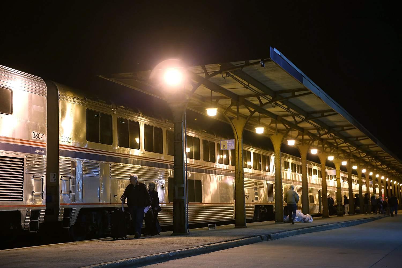 Amtrak nebraska station