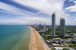 Jom Tien beach Pattaya