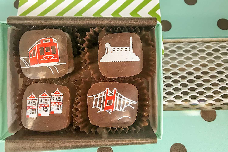 Socola Chocolate, San Francisco